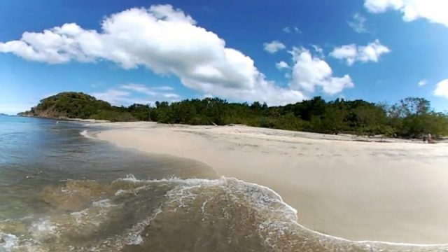 Playa Potrero Top Beach of Costa Rica