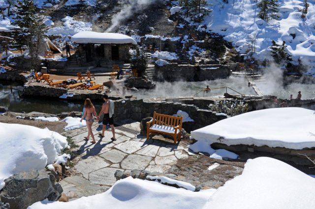 Strawberry Park Natural Hot Springs Denver