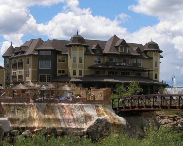 The Springs Resort & Spa Denver