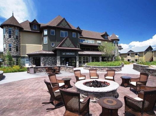 The Springs Resort & Spa near Denver