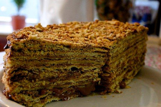 Torta Mil Hojas Argentina Dessert