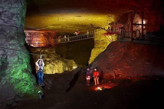 Best Louisville Mega-Cavern in Kentucky
