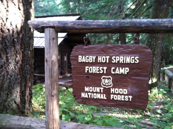 Best Natural Bagby Hot Springs in Oregon