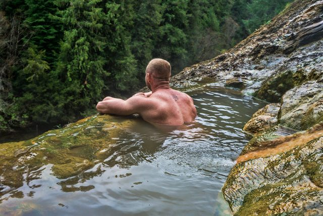 Best Umpqua Hot Springs in Oregon