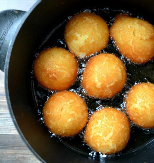 Buñuelos Spanish Easter Desserts