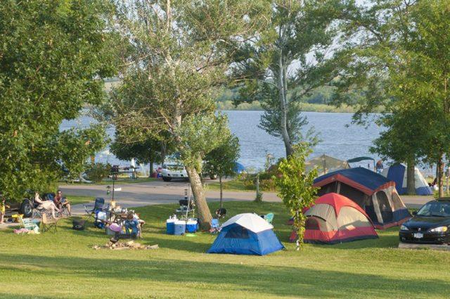 Camping in Nebraska