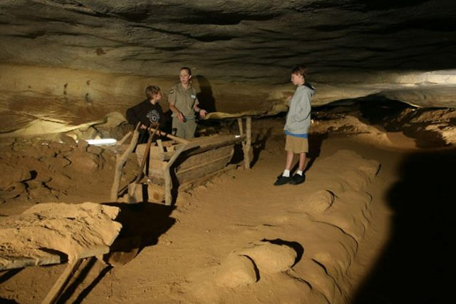 Carter Caves State Park to Visit in Kentucky