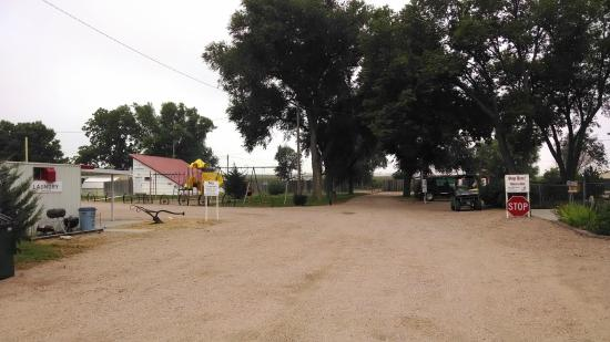 Country View Campground in Nebraska