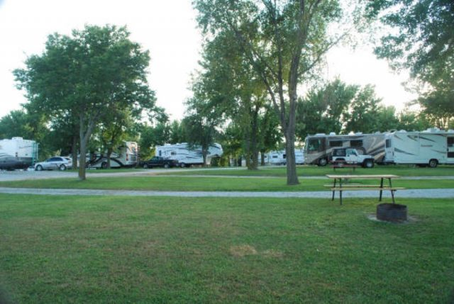 Double Nickel Camping in Nebraska