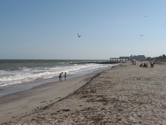 Edisto Best Family Beach in South Carolina