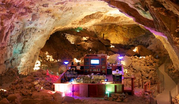 Grand Canyon Cavern in Arizona