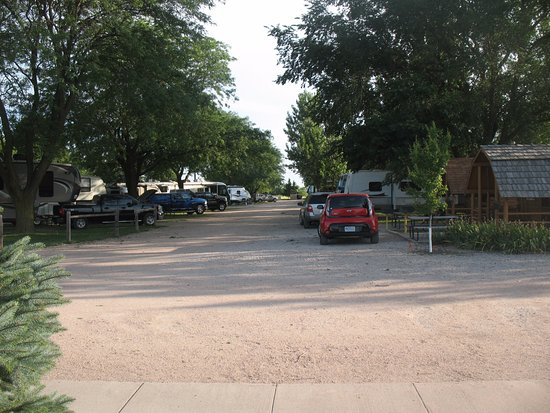 Grand Island Koa Best Campground in Nebraska