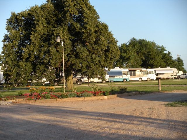 Grand Island Koa Camping in Nebraska