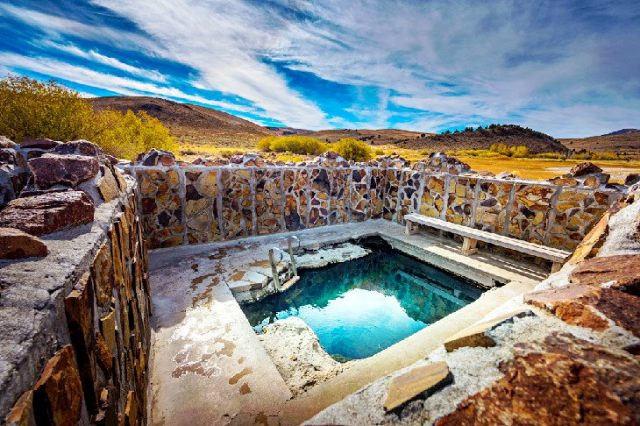 Hart Mountain Hot Springs Oregon