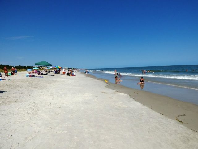 Hilton Head Best Beach in South Carolina