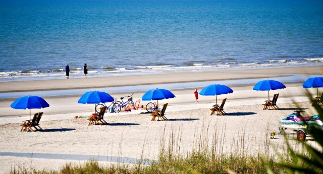 Hilton Head Best Family Beach in South Carolina