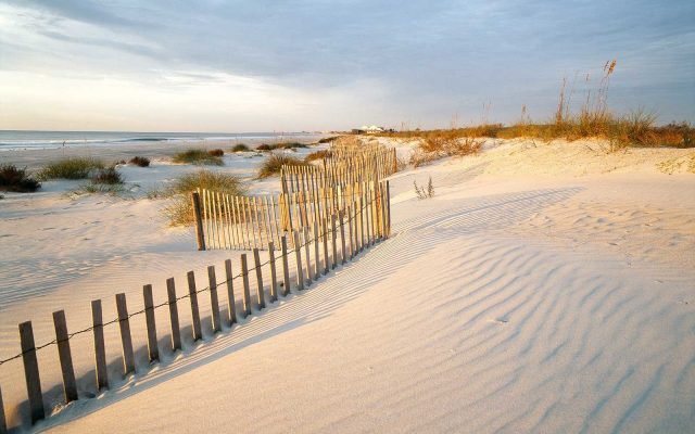 Huntington Best Beach Vacation Spots in South Carolina