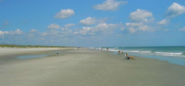 Huntington Best Beaches in South Carolina
