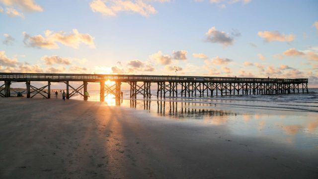 Isle of Palms Best Beach in South Carolina
