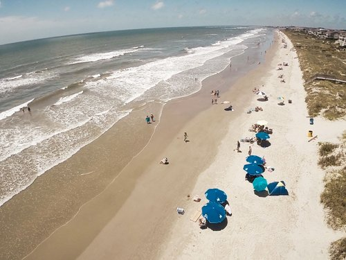 Isle of Palms Best Family Beach in South Carolina