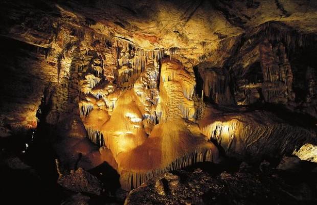 Kartchner Caverns State Park Arizona