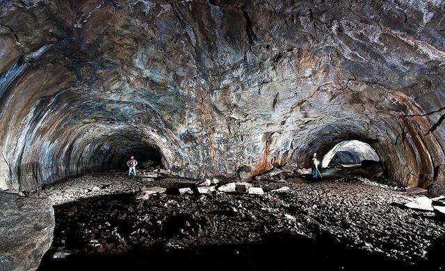 Lava River Cave Arizona