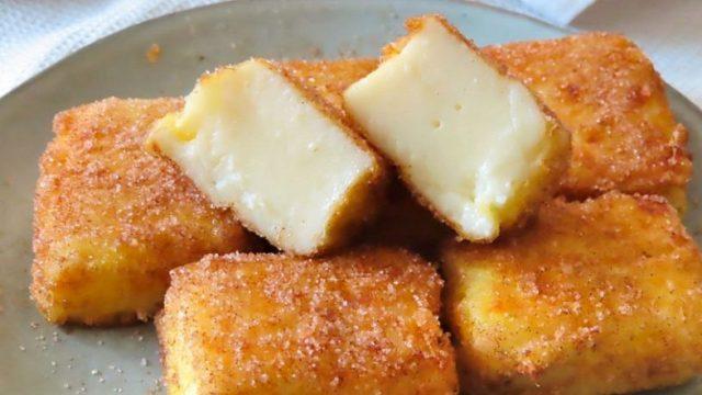 Leche Frita Famous Spanish Desserts