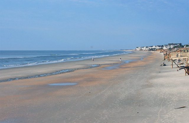 Litchfield Best Beach Vacation Spots in South Carolina