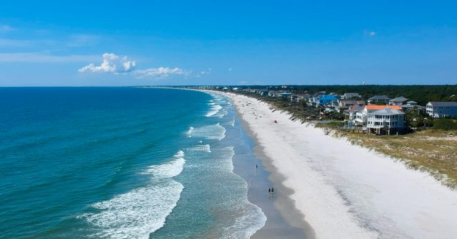 Litchfield Best Beach in South Carolina