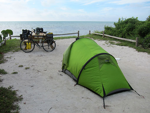 Long Key State Park South Florida Camping in Beach