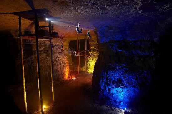 Louisville Mega-Cavern in Kentucky
