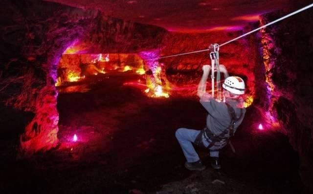 Louisville Mega-Cavern to Visit in Kentucky