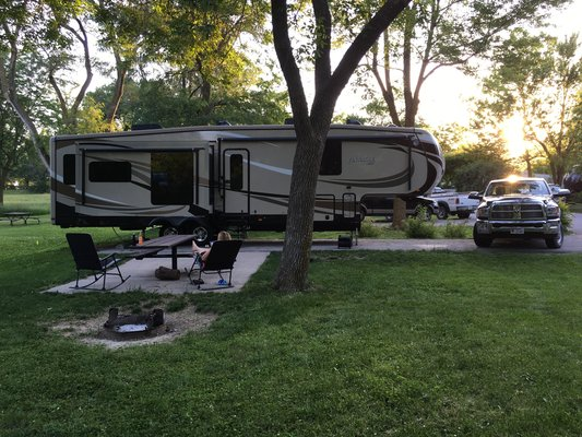 Pawnee State Recreation Area Best Campground in Nebraska