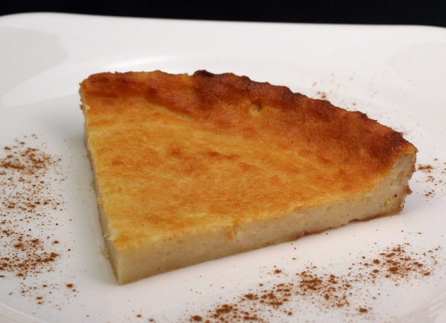 Quesada Pasiega Spanish Cheesecake