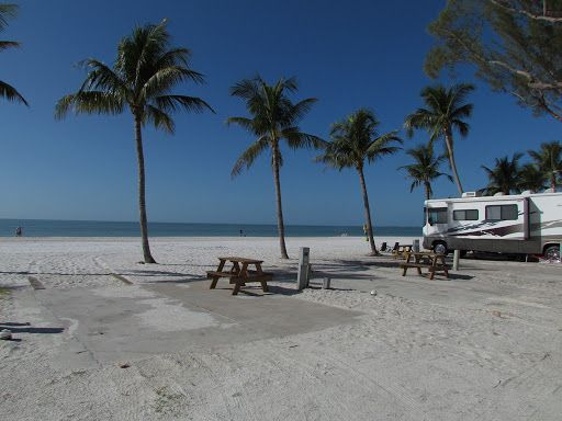 Red Coconut RV Resort Beach Camping in Florida