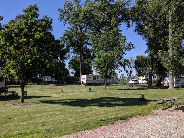 Scenic Park camping in Nebraska