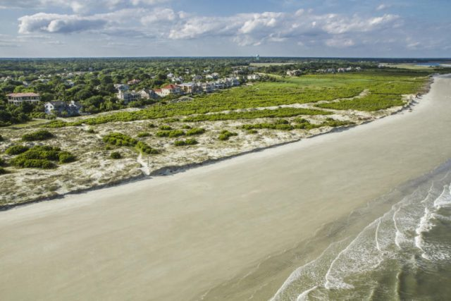 Seabrook Island Best Beach Vacation Spots in South Carolina