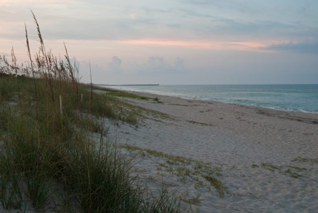 Sebastian Inlet State Park Campgrounds in Melbourne Beach Florida