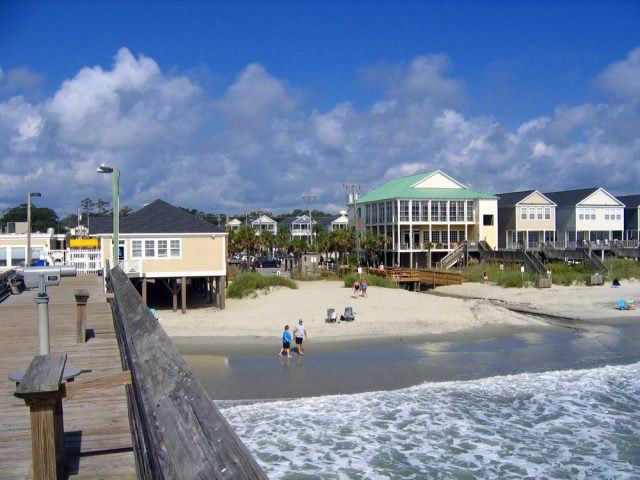 Surfside Best Beach Vacation Spots in South Carolina