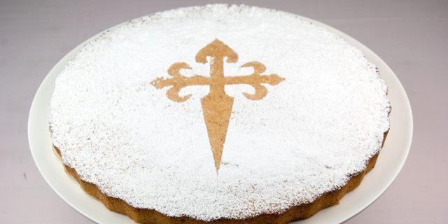 Tarta de Santiago Traditional Spanish Dessert