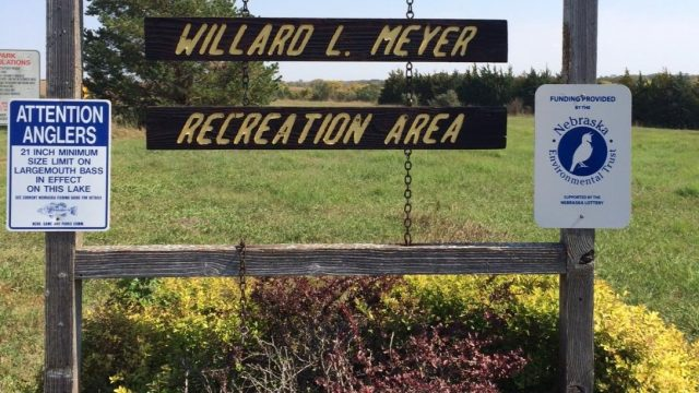 Willard L. Meyer Recreation Area Campground in Nebraska