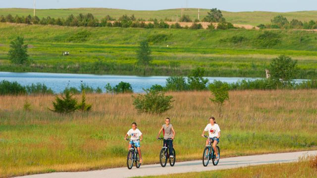 Willow Creek State Recreation Area Best Campground in Nebraska