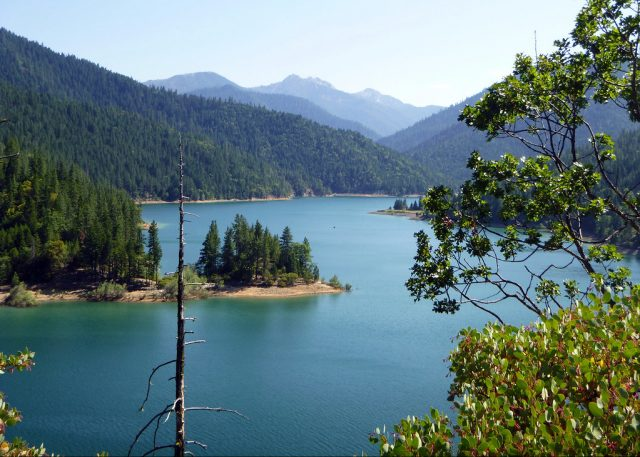 Applegate Lakes in Southern Oregon