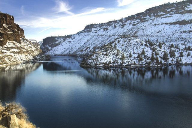 Best Billy Chinook Lakes in Oregon
