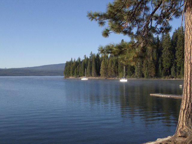 Best Crescent Lake in Oregon