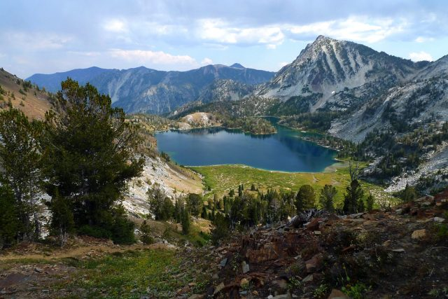 Best Ice Lakes in Oregon