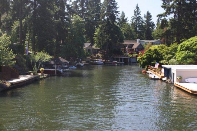 Best Oswego Lakes in Oregon