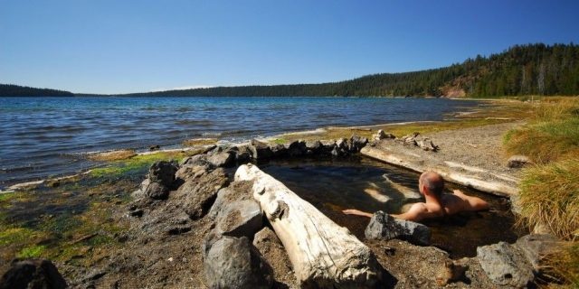 Best Paulina Lakes in Oregon