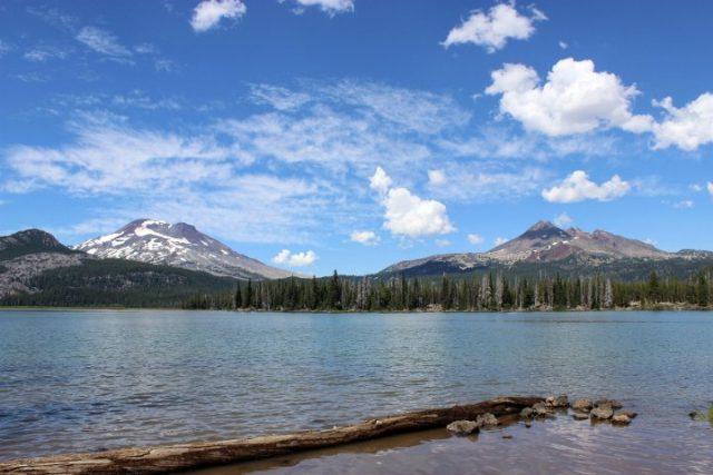 Cascade Lakes in Western Oregon