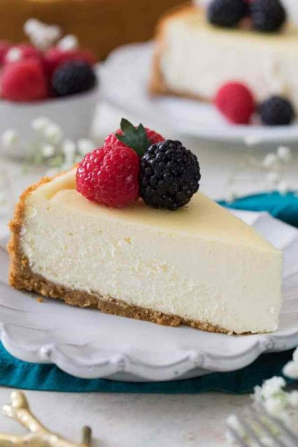 Cheesecake Best American Desserts
